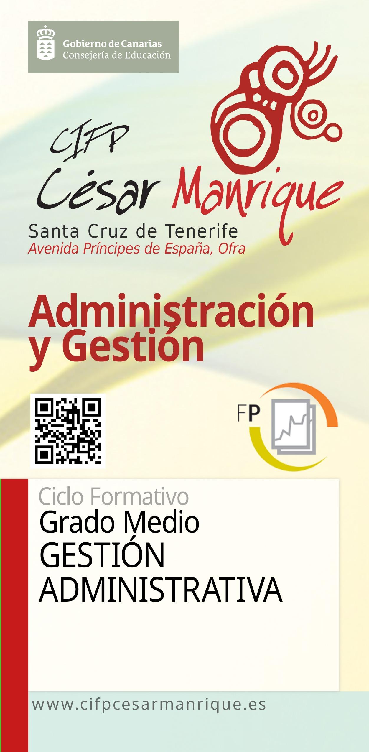 Grado Medio Gestión Administrativa