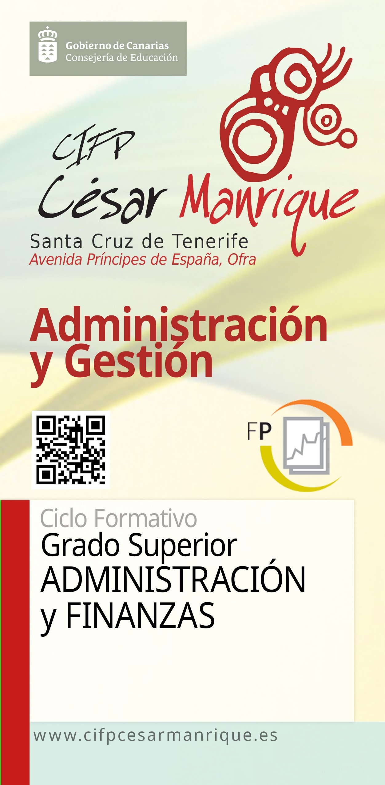 Grado Superior Administración y Finanzas