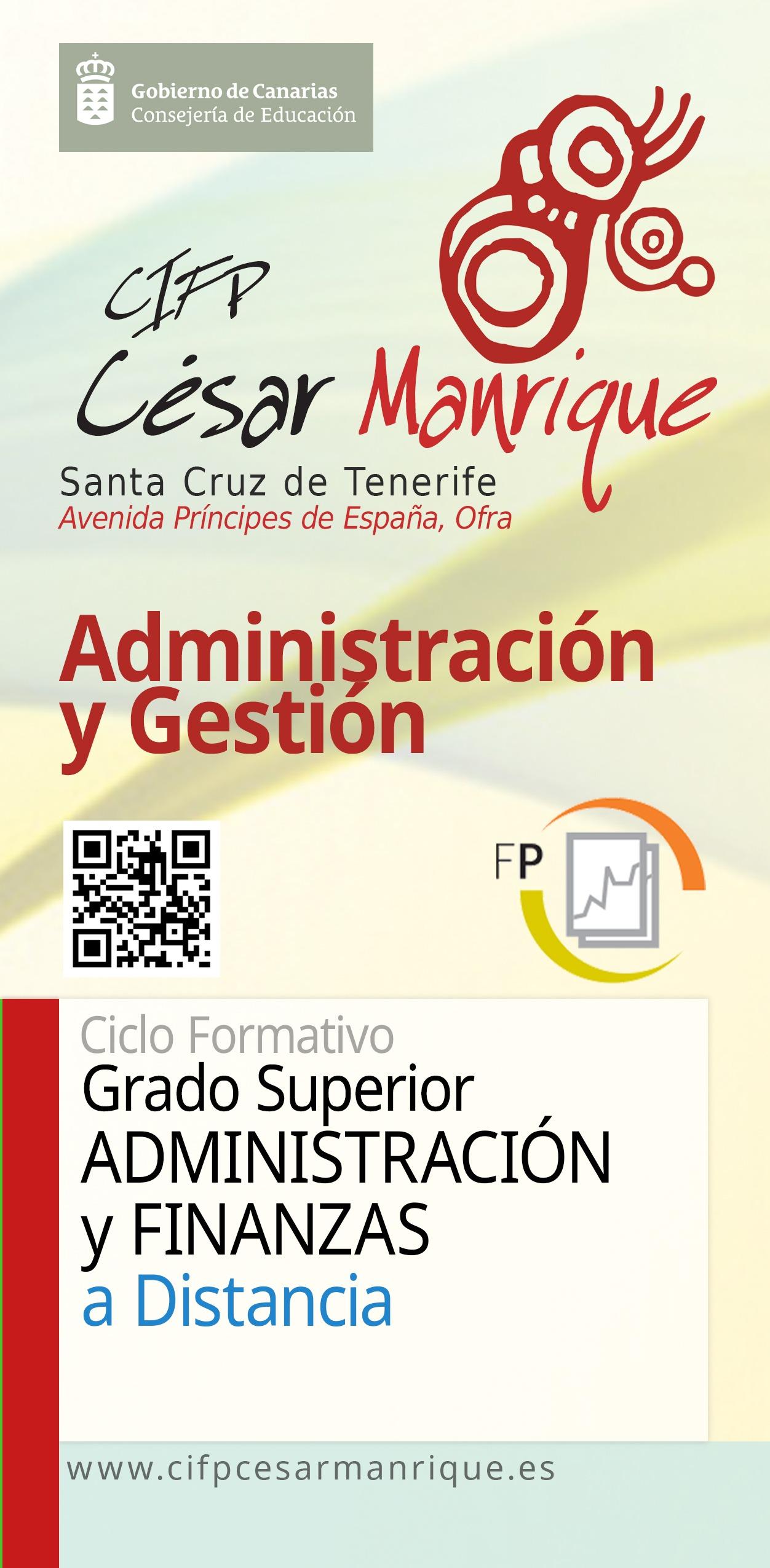 Grado Superior Administración y Finanzas Semiprencial