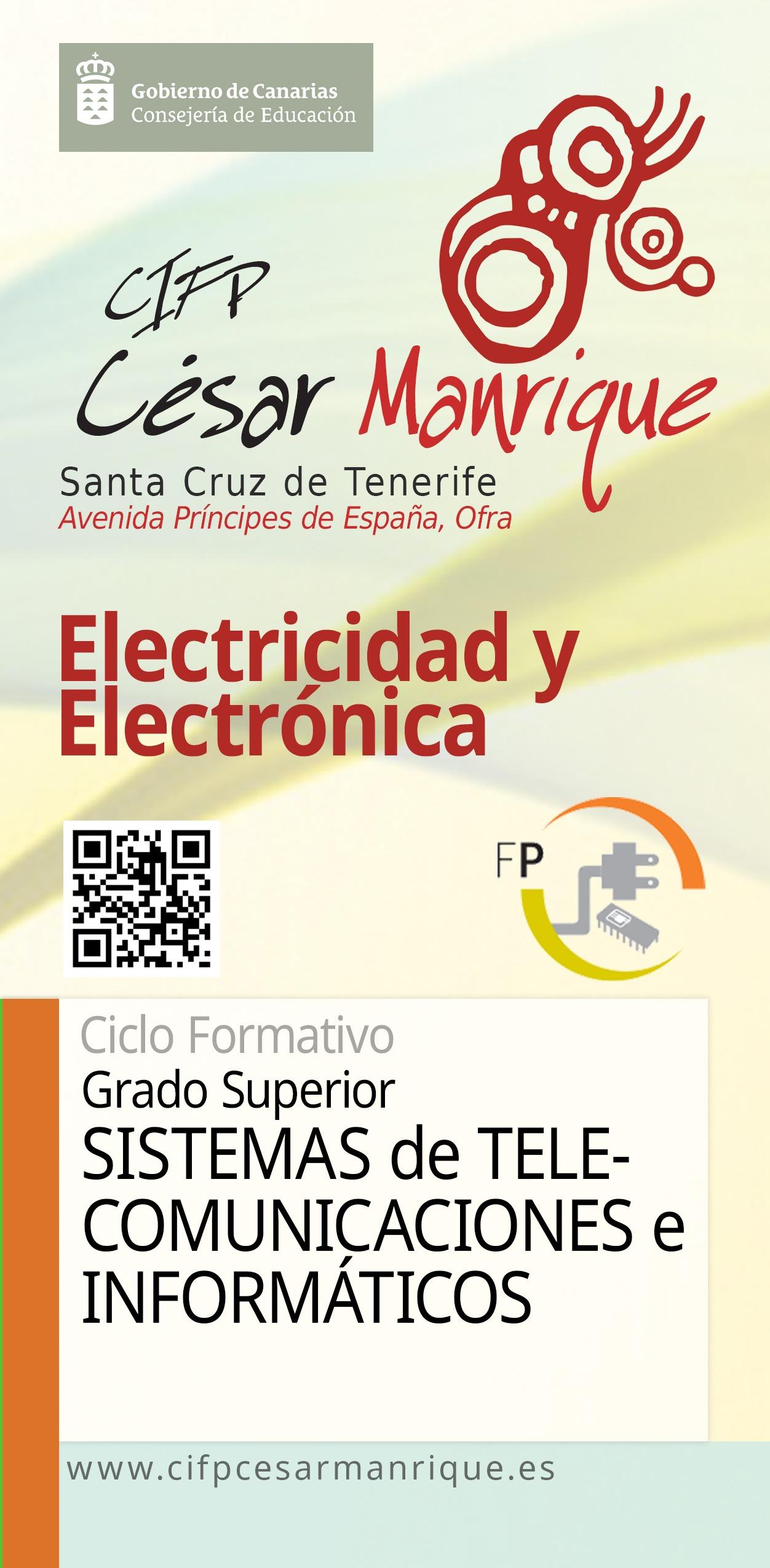 Grado Superior Sistemas Telecomunicaciones e Informáticos