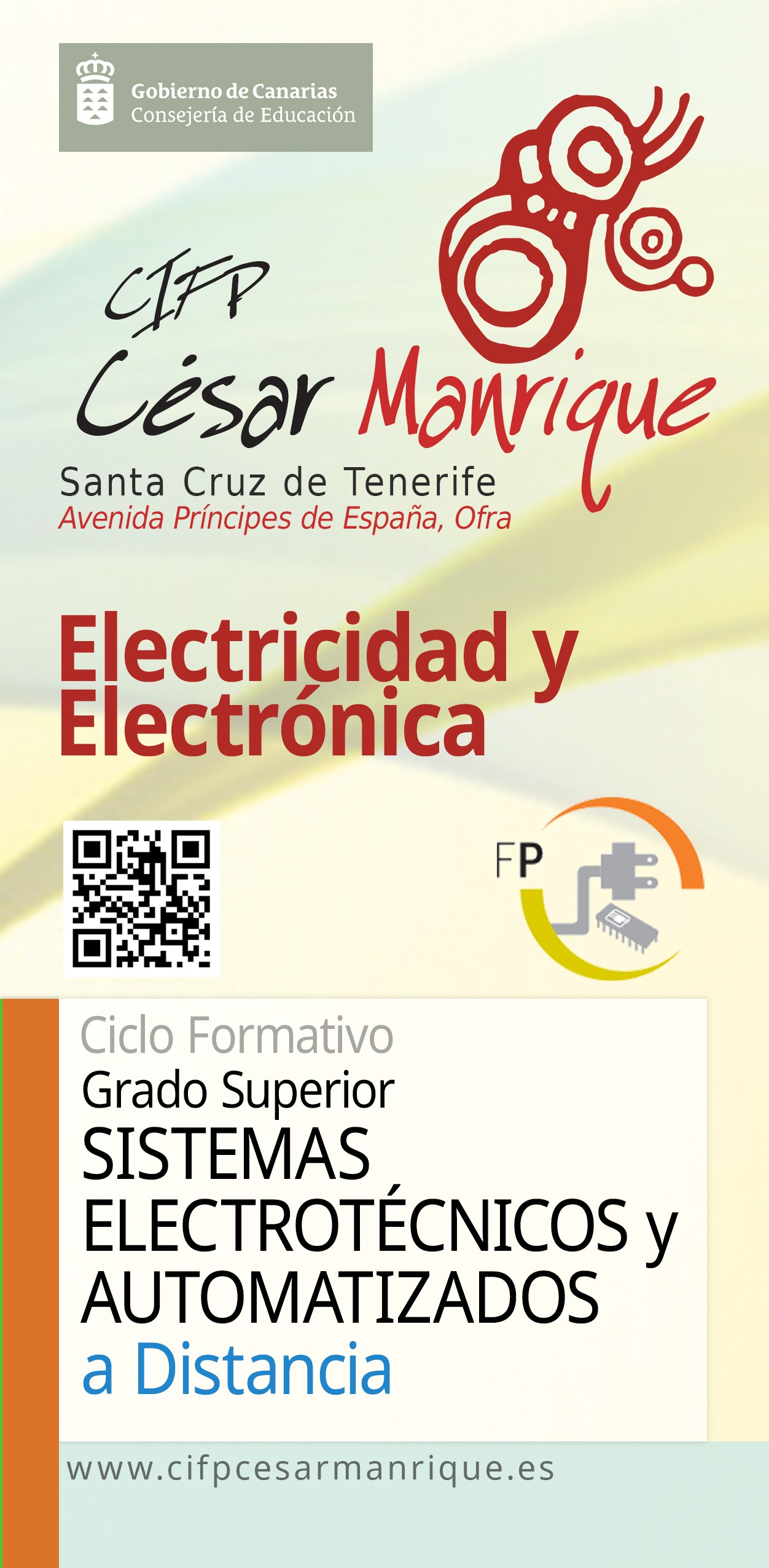 Grado Superior Sistemas Electrónicos y Automatizados Semipresencial