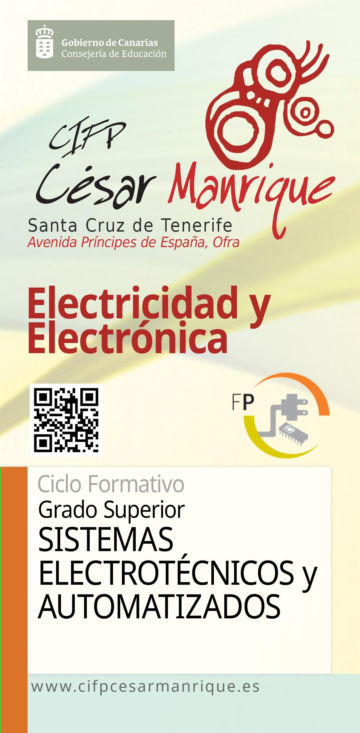 Grado Superior Sistemas Electrónicos y Automatizados